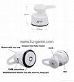 New sports Bluetooth headset hanging ear type wireless 4.1stereo dual earphone 14