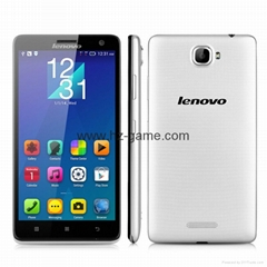Original Lenovo S856 5.5inch Android 4.4 Snapdragon 400 MSM8926 Quad Core Phone