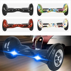 new 10inch Smart Self Balancing Scooter Unicycle Electric Hover Board 2 Wheels