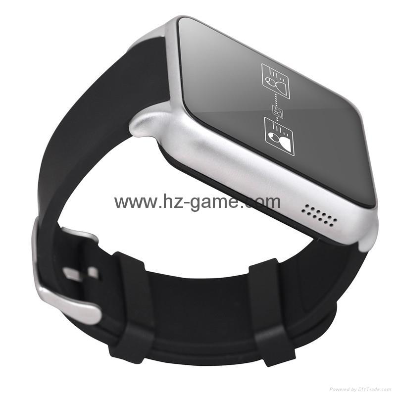 批发智能手表 gt88首款支持苹果系统和安卓系统心率测试防水插卡 4