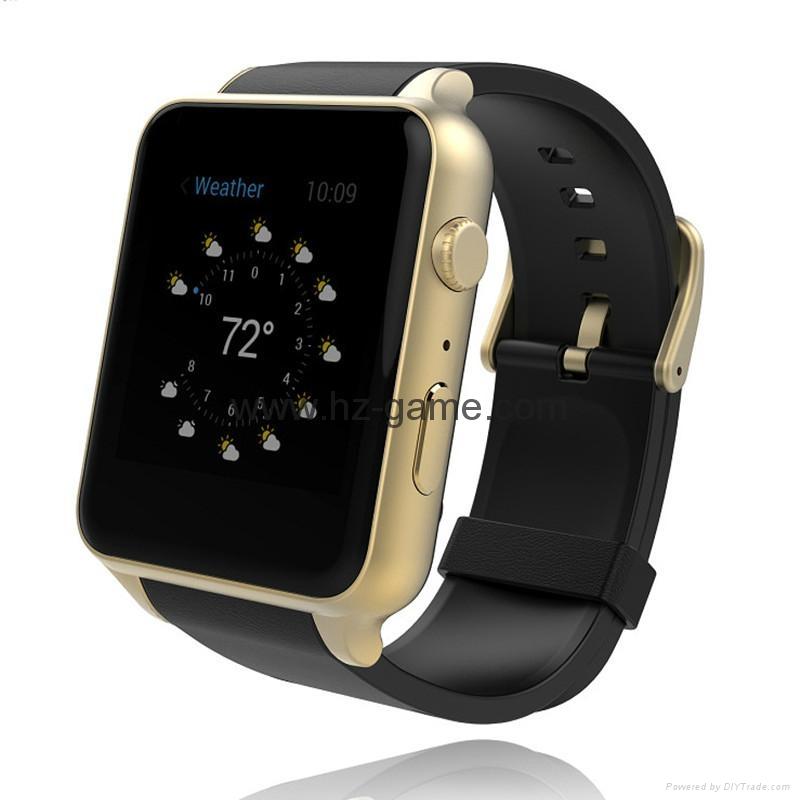批发智能手表 gt88首款支持苹果系统和安卓系统心率测试防水插卡 2