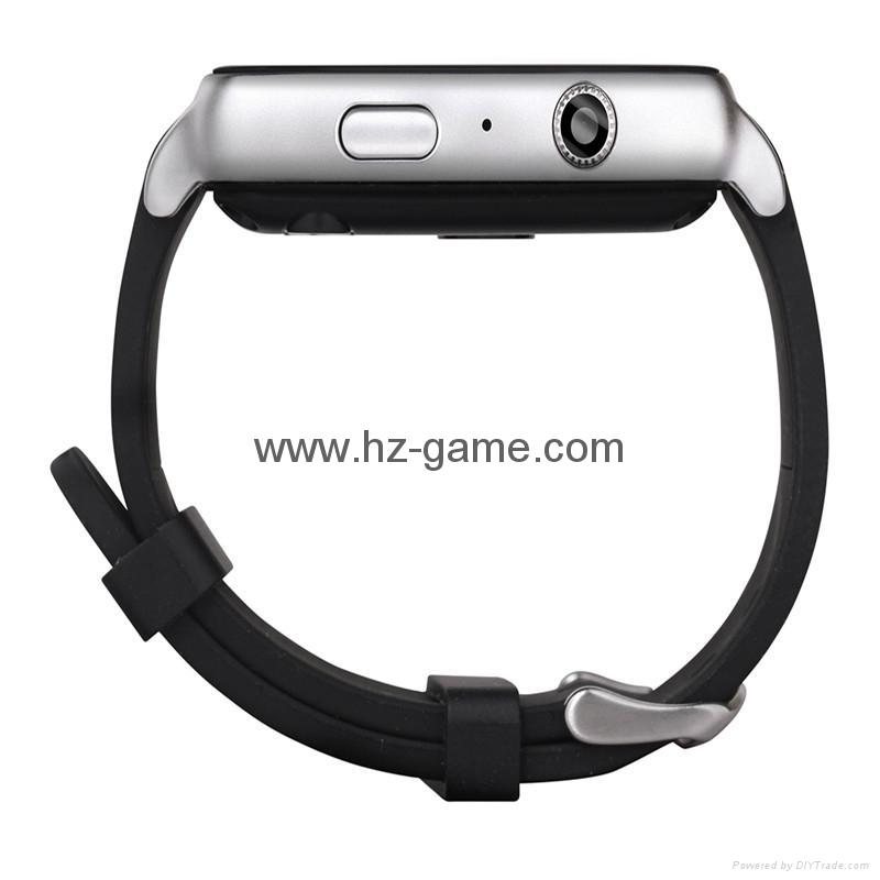 批发智能手表 gt88首款支持苹果系统和安卓系统心率测试防水插卡 3