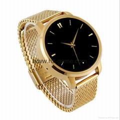 New Luxury Fashion Metal Bluetooth Smart Watch V360 Sport wristwatch