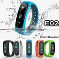 New Bluetooth Smart Bracelet Sports