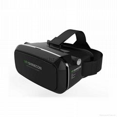 千幻魔鏡 手機3D眼鏡虛擬現實 小宅 vr眼鏡頭盔 數碼box暴風魔鏡