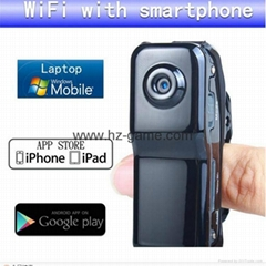 NEW Multifunction Mini DVR CCTV WiFi Camera IP Cam Video Recorder