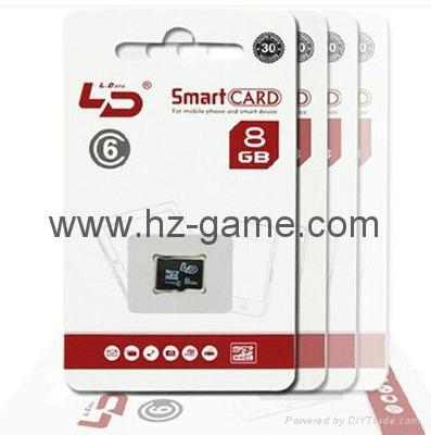 批發金士頓手機內存卡 TF卡 4G 8G 16G 32G 64G Micro SD卡 正品 12