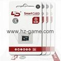 批发金士顿手机内存卡 TF卡 4G 8G 16G 32G 64G Micro SD卡 正品 12