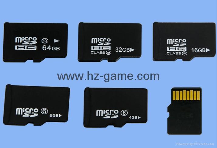 TF MICRO SD/SD內存卡MS/HX/M2/MMC/CF內存卡 10