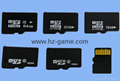 Kingston Micro SD TF memory Card 1GB 2GB 4GB 8GB 16GB 32GB 64gb 128gb 256gb 10