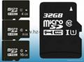 Kingston Micro SD TF memory Card 1GB 2GB 4GB 8GB 16GB 32GB 64gb 128gb 256gb 11