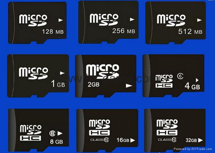 TF MICRO SD/SD內存卡MS/HX/M2/MMC/CF內存卡 12