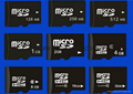 Kingston Micro SD TF memory Card 1GB 2GB 4GB 8GB 16GB 32GB 64gb 128gb 256gb 12