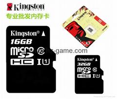 TF MICRO SD/SD内存卡MS/HX/M2/MMC/CF内存卡