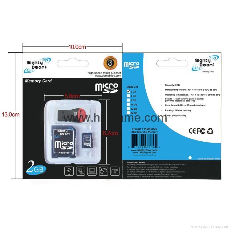 Kingston Micro SD TF memory Card 1GB 2GB 4GB 8GB 16GB 32GB 64gb 128gb 256gb 17