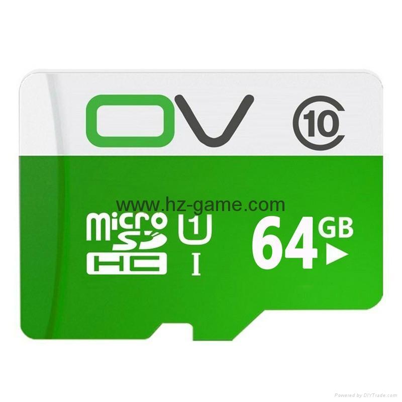 OV Micro SD Card 64GB Class1016GB Memory Card Flash Memory Micro sd 3
