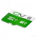 OV 8G内存卡16G TF卡32G 64G 128G行车记录仪高速存储卡 C10 15