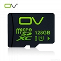 OV Micro SD Card 64GB Class1016GB Memory