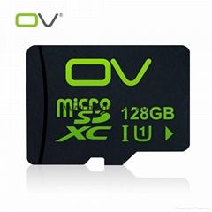 OV 8G內存卡16G TF卡32G 64G 128G行車記錄儀高速存儲卡 C10