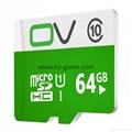 OV 8G内存卡16G TF卡32G 64G 128G行车记录仪高速存储卡 C10 19