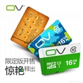 OV 8G内存卡16G TF卡32G 64G 128G行车记录仪高速存储卡 C10 6