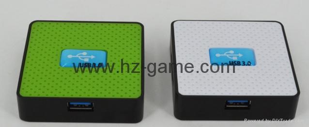 新款多合一USB3.0帶線讀卡器CF MD SD TF卡廠價批發正品 5