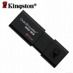 批发Kingston 金士顿 U盘 DT101 G2 4G 8G 16G 32G 64gb 128gb优盘批发