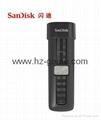 批发闪迪(SanDisk)酷刃 (CZ50) 8GB U盘 黑红 7