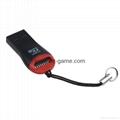 批发闪迪(SanDisk)酷刃 (CZ50) 8GB U盘 黑红 13