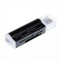 批发闪迪(SanDisk)酷刃 (CZ50) 8GB U盘 黑红 15