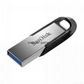 批發閃迪(SanDisk)酷刃 (CZ50) 8GB U盤 黑紅 19