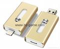 NEW istick Pen Drive OTG For iphone,idiskk,idrive USB Flash Drive 8G/16g/32G/64G 3