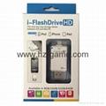 NEW istick Pen Drive OTG For iphone,idiskk,idrive USB Flash Drive 8G/16g/32G/64G 9