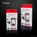 手機電腦雙用U盤8G/16g/32G/64G otg蘋果U盤32g 定製LOGO優盤 雙插頭定製u盤 15