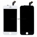 LCD Panel Digitizer Glass Frame for iPhoneX/8 4.7/5.5 LCD Full ScreenReplacement 6