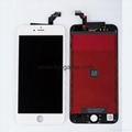 批发原装适用于苹果6代4.7/5.5寸液晶屏幕 iphone6显示屏LCD触摸 屏 总成 5
