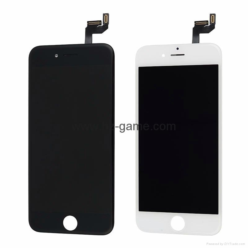 批发原装适用于苹果6代4.7/5.5寸液晶屏幕 iphone6显示屏LCD触摸 屏 总成 6