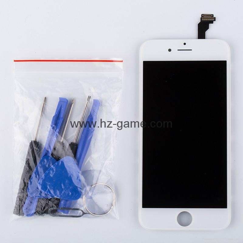LCD Panel Digitizer Glass Frame for iPhoneX/8 4.7/5.5 LCD Full ScreenReplacement 8