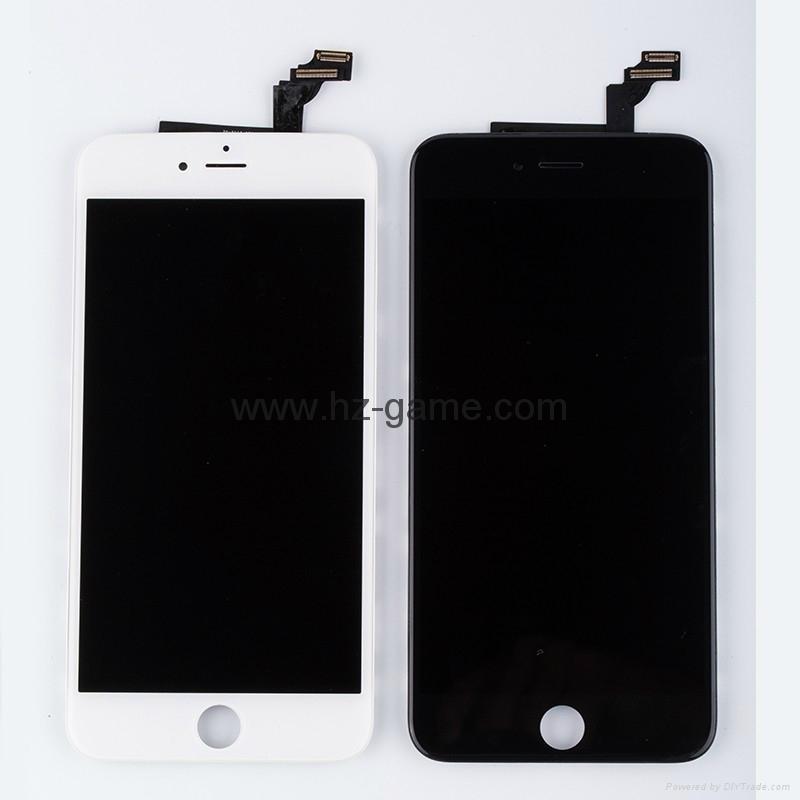 批发原装适用于苹果6代4.7/5.5寸液晶屏幕 iphone6显示屏LCD触摸 屏 总成 10
