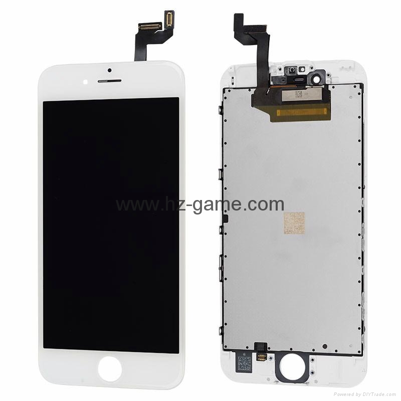 LCD Panel Digitizer Glass Frame for iPhoneX/8 4.7/5.5 LCD Full ScreenReplacement 5