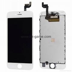 批發原裝適用於蘋果6代4.7/5.5寸液晶屏幕 iphone6顯示屏LCD觸摸 屏 總成