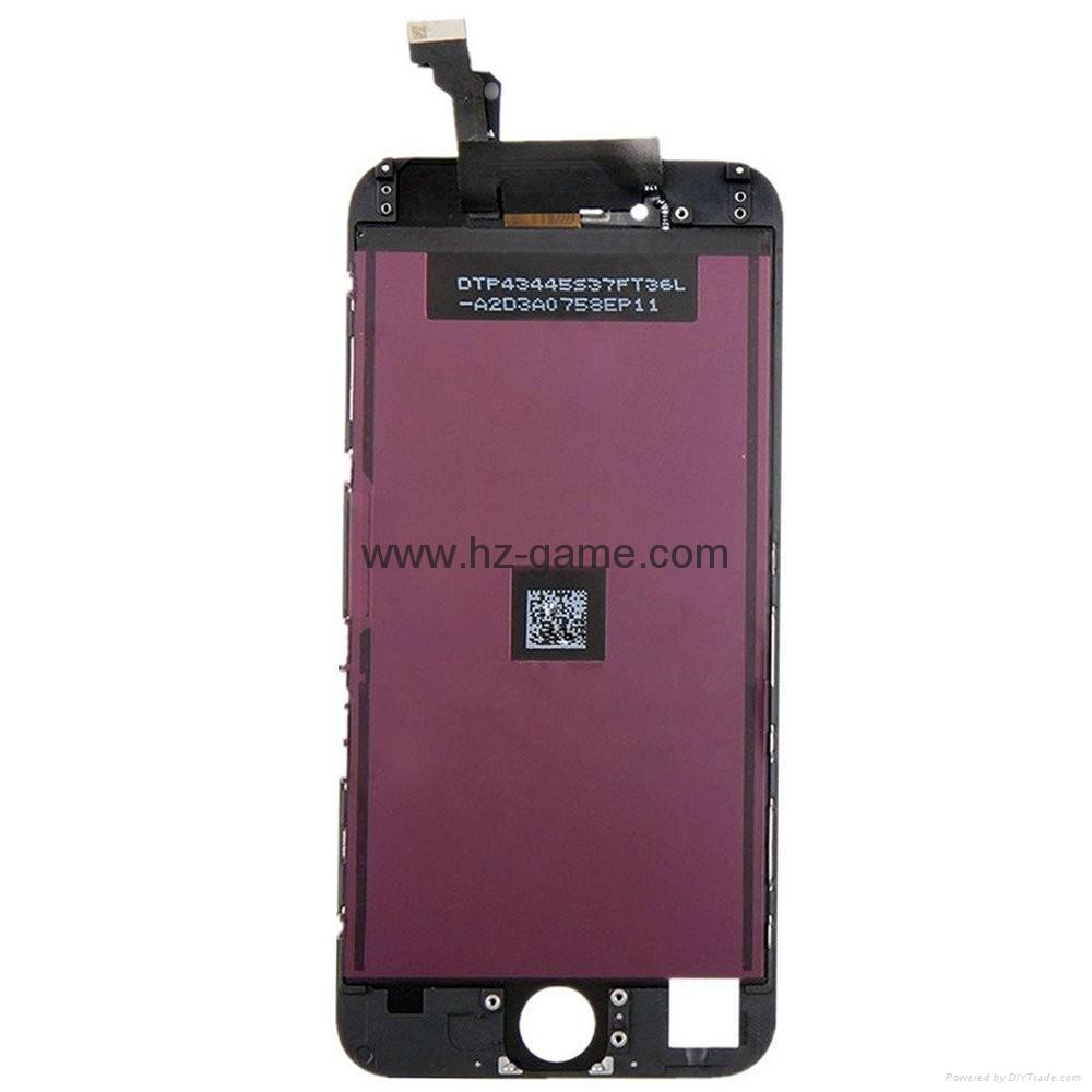 批发原装适用于苹果6代4.7/5.5寸液晶屏幕 iphone6显示屏LCD触摸 屏 总成 16