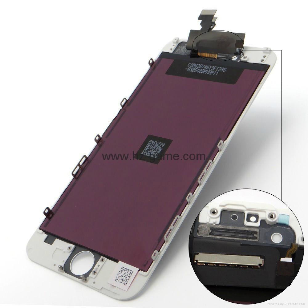批发原装适用于苹果6代4.7/5.5寸液晶屏幕 iphone6显示屏LCD触摸 屏 总成 18