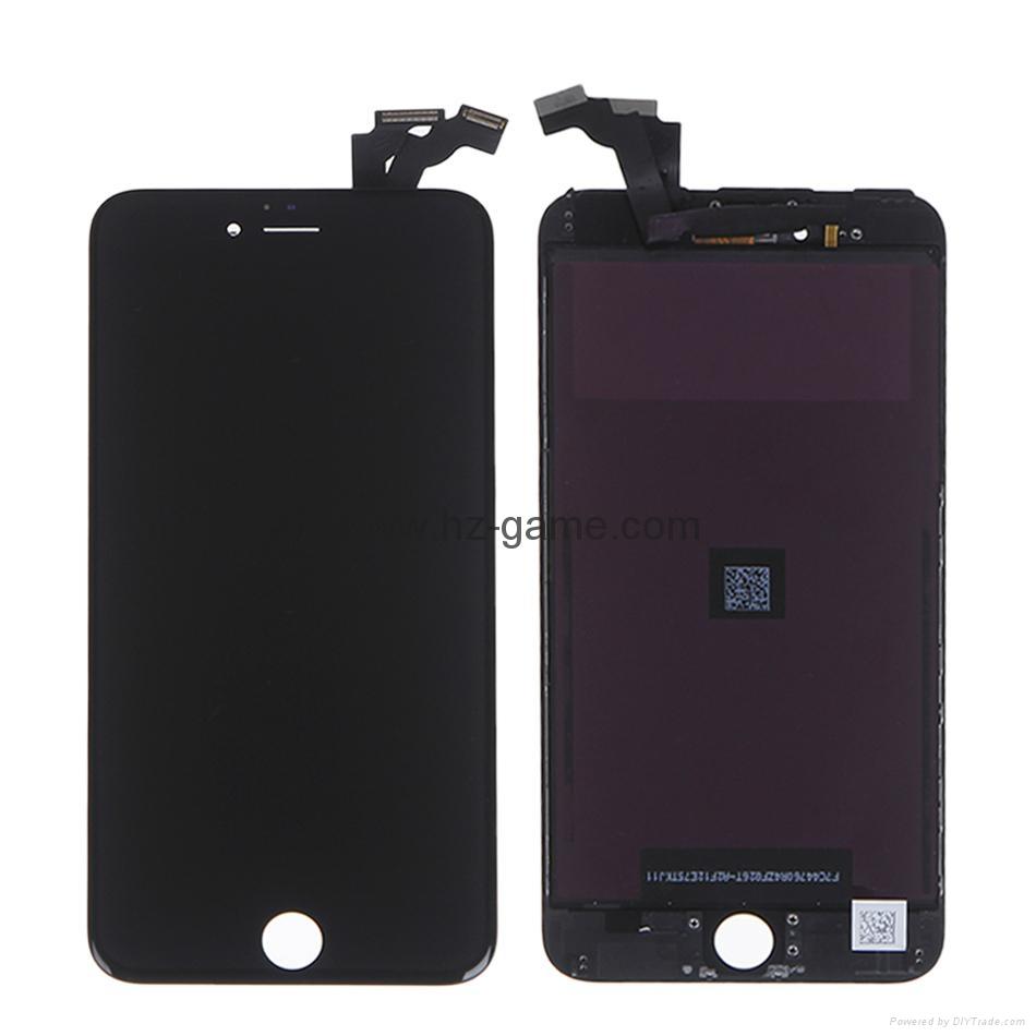 批发原装适用于苹果6代4.7/5.5寸液晶屏幕 iphone6显示屏LCD触摸 屏 总成 19
