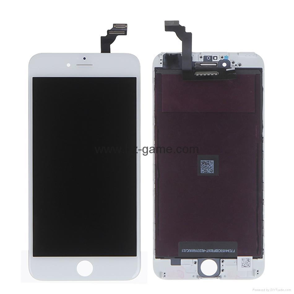 批发原装适用于苹果6代4.7/5.5寸液晶屏幕 iphone6显示屏LCD触摸 屏 总成 20