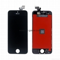 iPhone 5c 5s 5g replacement orginal LCD + digitizer assembly+back cover