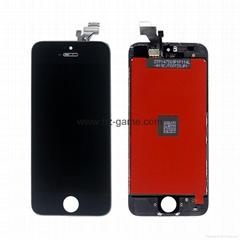 原裝配件 iphone5c 5s 5g液晶總成 蘋果5代手機屏幕 lcd 液晶總成 顯示屏