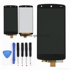原装LG谷歌5 E960 D820 G2 G3 D802 D805 液晶屏+触摸屏 Nexus5总成 屏幕总成批发