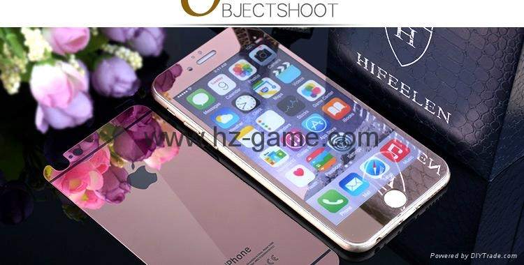 new iPhone7plus ultra-thin full-screen tempered glass film Apple 8 tempered film 8