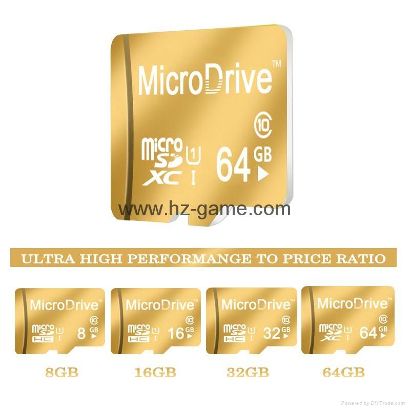 ps2双色记忆卡/xbox360/wii /NGC游戏内存卡 储存卡 C10高速  手机TF卡批发 14